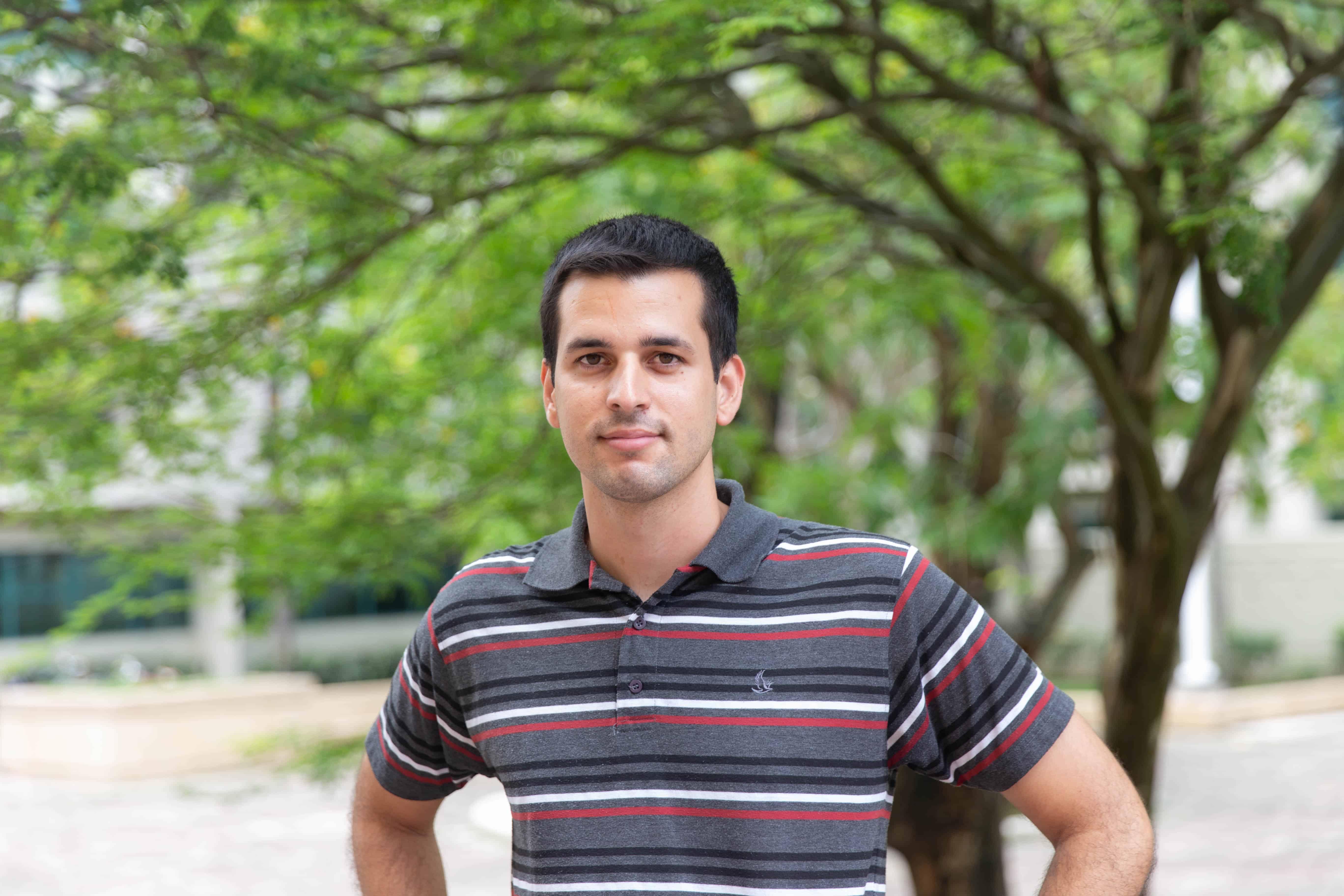 Estudiante de la IUPI sobresale en la Convención de APA