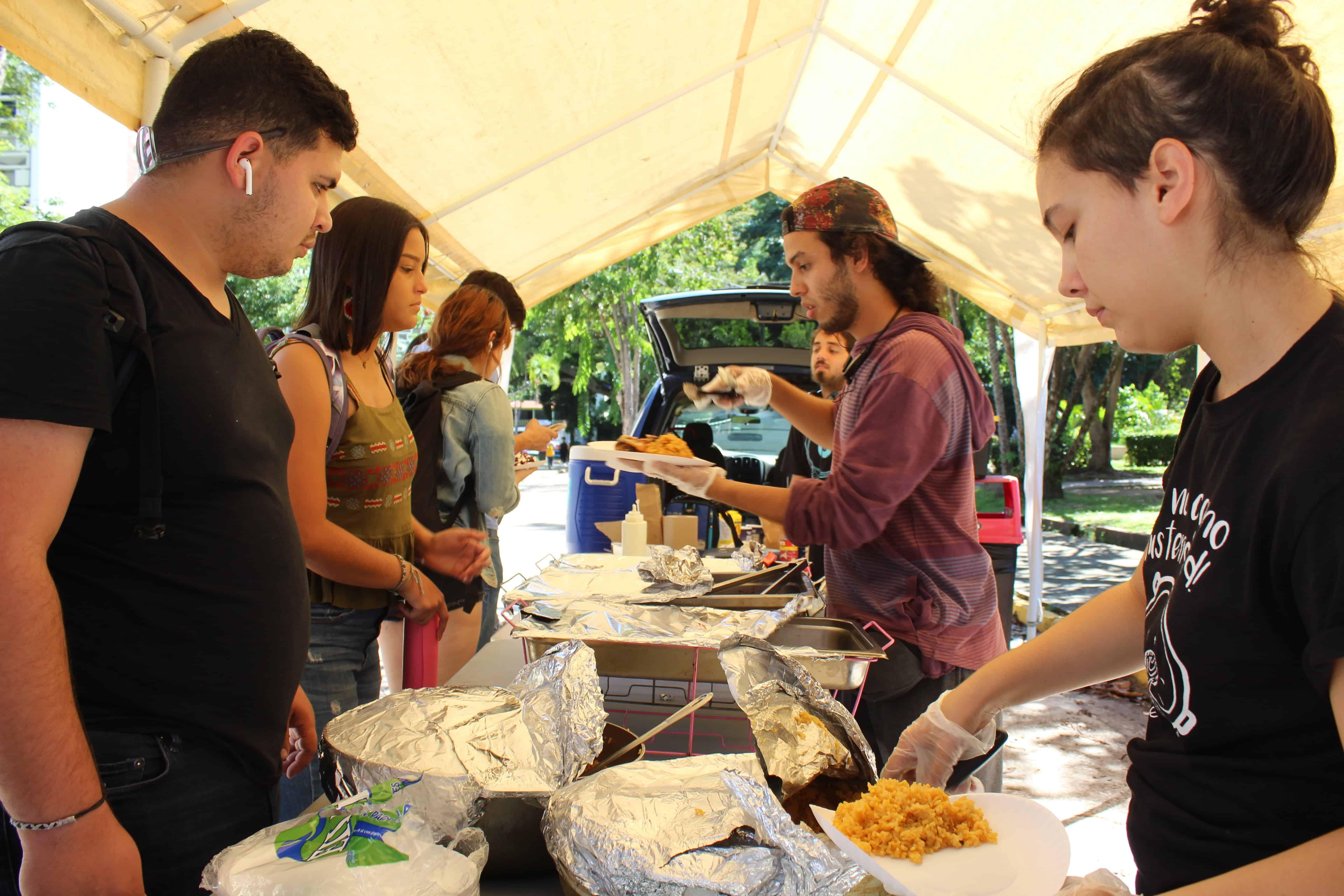 Comedor Social Universitario lucha contra la precariedad alimentaria